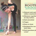 Gurus Premium Cork Yoga Mats